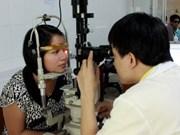 Pink-eye disease spreads in localities