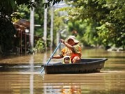 Floods hit one-third of Thailand's provinces