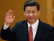 Chinese president starts state visit to Indonesia