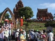 Ninh Thuan bustles with Kate Festival in October
