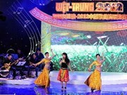 Vietnam – China singing contest picks regional winners