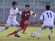 Vietnam's U19 win first Asian qualifier
