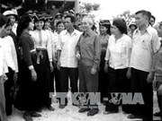 Ethnic people express gratitude to General Giap