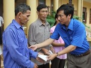 Wutip victims continue to receive aid