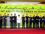 ASEAN+3 Summit highlights connectivity among economies