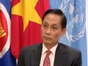 Vietnam strongly supports disarmament