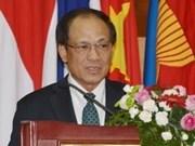 ASEAN chief visits China