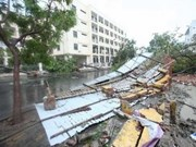 Storm Nari leaves trail of damage in central region