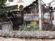 Nearly 1,350 households affected by factory blast in Phu Tho