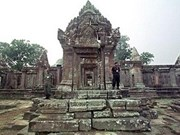 ICJ to rule on Preah Vihear temple next month