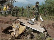 17 bodies found in Lao plane crash