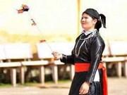 "Dien Bien ready for Vietnam-Laos-China ""con"" throwing festival"