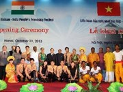 Festival links Vietnamese, Indian peoples closer