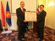 Vietnam-UK network helps promote bilateral strategic partnership