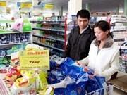 Hanoi's CPI increases slightly in October