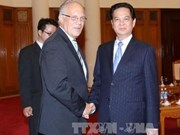 Vietnam hopeful of close links with Switzerland