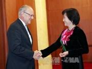 Vietnam hopes for stronger Swiss support