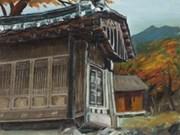 RoK artists' paintings on display in Hanoi
