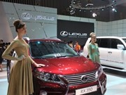 Auto show strikes upbeat note in southern hub