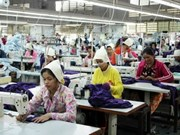 Cambodian garment sector sees sustainable growth