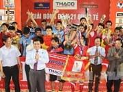 Vietnam's U21 on cloud nine over Sky Blues