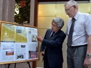 Exhibition evokes Vietnam-Russia friendship