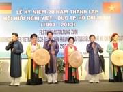 Association helps tighten Vietnam-Germany friendship