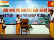 Vietnam-India Friendship Festival comes to HCM City