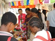 Vietnam attends charity fair in South Africa
