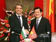 Vietnam, Bulgaria issue joint statement
