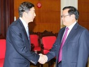 Chinese Party delegation visits Vietnam