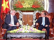 Vietnam boosts legislative ties with European Parliament