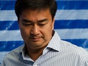 Thai ex-Premier Abhisit prosecuted on murder charges