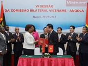 Vietnam, Angola inter-governmental committee meets