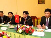 Vietnamese, Lao social science academies boost ties
