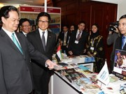 VN hopes for stronger economic ties with Middle East-North Africa