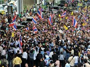 Thailand: Thousands flock to streets against amnesty bill