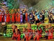 Folk culture captivated visitors at Sa Pa Street Festival 2013