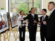 Hanoi photo exhibition highlights Vietnam-Japan ties