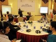 Seminar mulls over press skills training