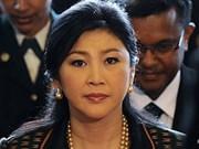 Thai PM defends controversial amnesty bill