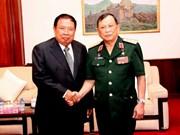Vietnamese, Lao war vet associations cement ties
