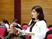 Deputies continue debating draft laws