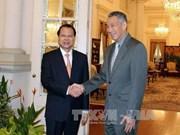 Vietnam, Singapore look to optimise partnership