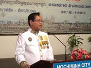 Cambodia's Independence Day celebrated in HCM City