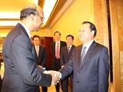 Deputy PM Vu Van Ninh concludes Singapore visit