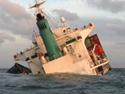 Foreign ships collide off Vung Tau coast