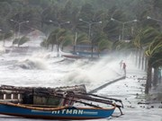 At least 100 killed in Philippines by super-typhoon