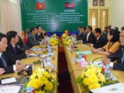 Vietnam, Cambodia work to foster religious ties