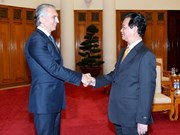 Vietnam to strengthen energy ties with Russia